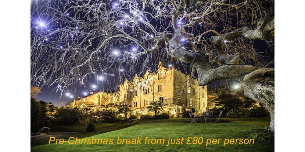 Dine and Stay at the Royal Hotel, Isle of Wight from only £80 per person this November and December
