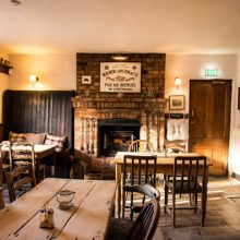 The Red Lion in Freshwater