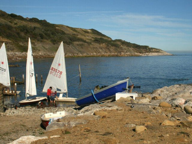 Reeth Bay, Niton, Ventnor, Isle of Wight