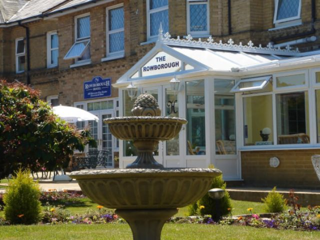 The Rowborough Bed & Breakfast, Shanklin, Isle of Wight