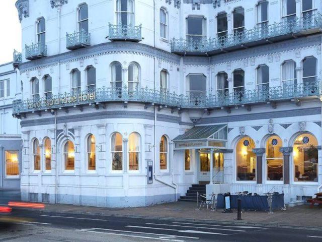 Royal Esplanade Hotel, Ryde, Isle of Wight