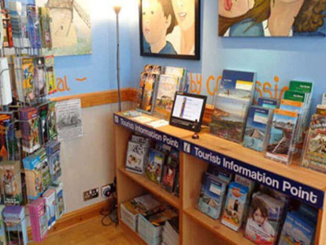 Sandown Isle of Wight Tourist Information Point