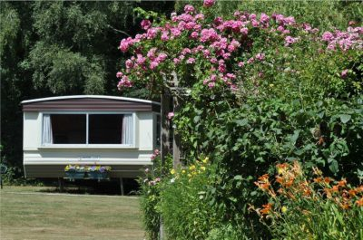 Silver Glades Caravan Park Holiday Isle of Wight