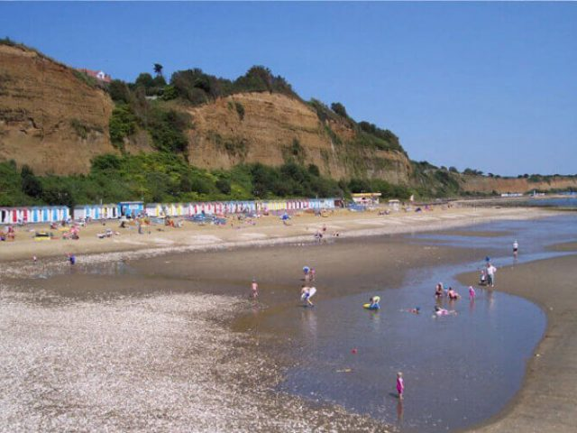 Small Hope Beach, Shanklin, Isle of Wight