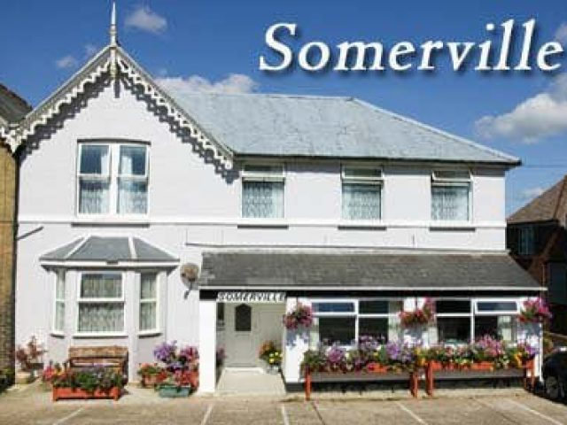 Somerville B&B, Shanklin, Isle of Wight