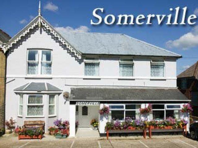 Somerville B&B, Shanklin, Isle of Wight