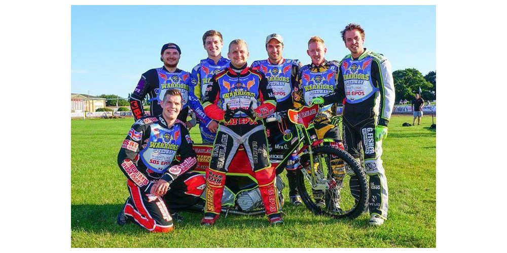 Sports Press Release – Isle of Wight 'Wightlink' Warriors Speedway