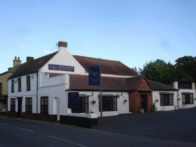 The Eight Bells in Carisbrooke