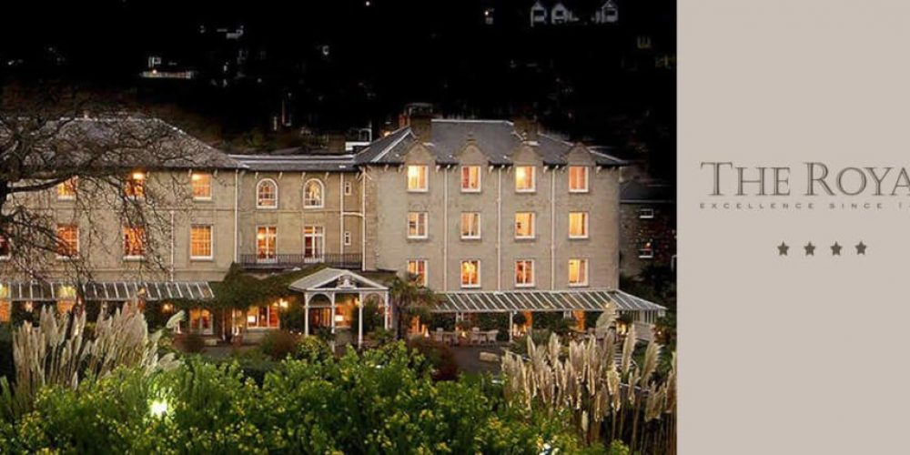 New Members Welcome: The Royal Hotel in Ventnor