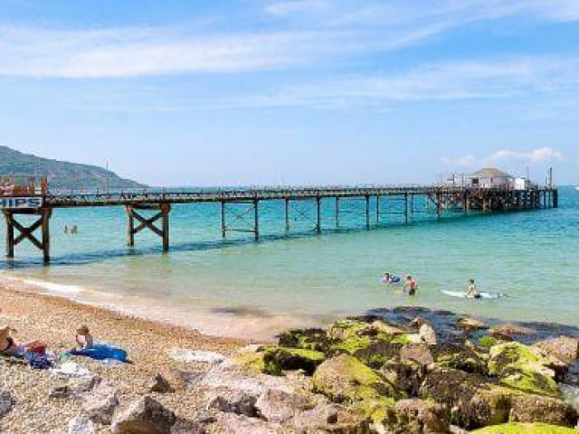 Totland Bay, Totland, Isle of Wight