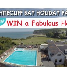 Win a FABOULUS Holiday at Whitecliff Bay Holiday Park