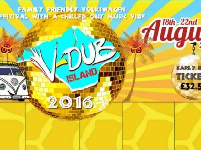 V-Dub Festival Isle of Wight – August
