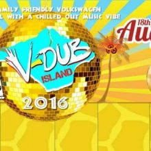 V-Dub Festival Isle of Wight – August