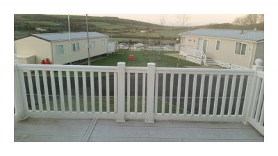 View, 10 Crosswinds, Whitecliff Bay Holiday Park