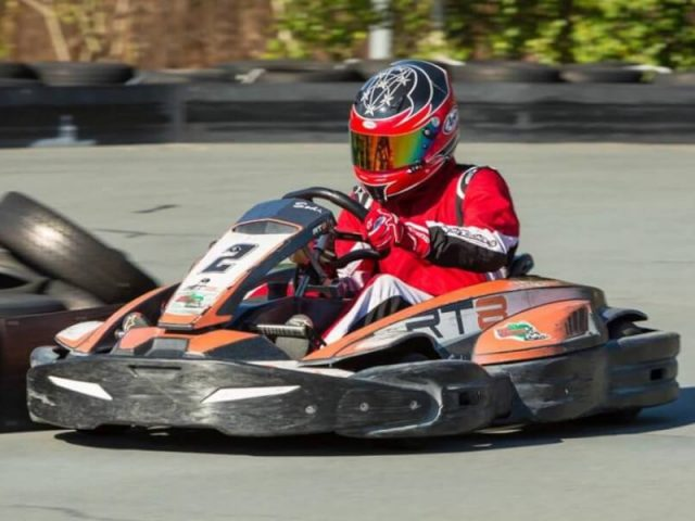 Wight Karting, Ryde, Isle of Wight