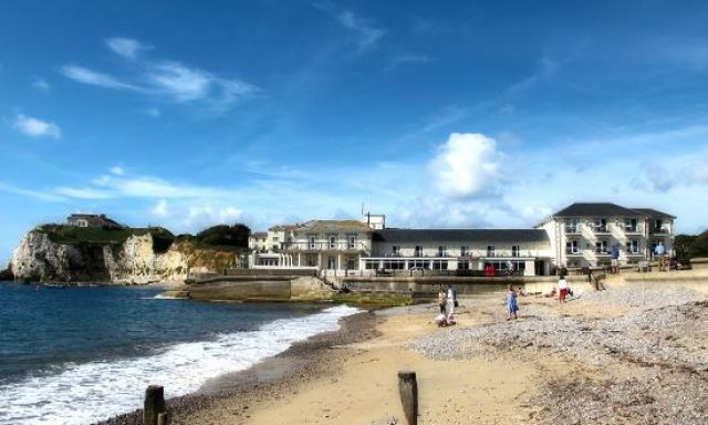 Albion Hotel, Freshwater Bay, Isle of Wight
