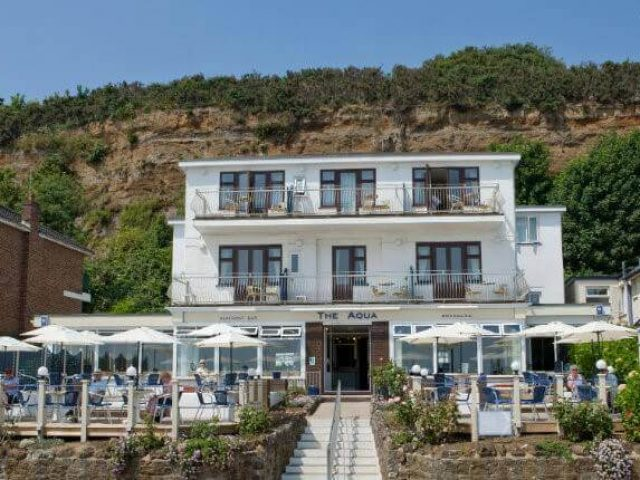 The Aqua, Shanklin, Isle of Wight