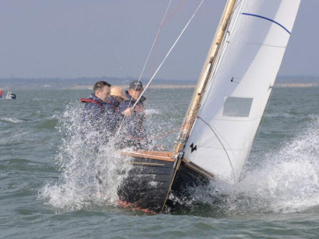 Cowes Week – Isle of Wight – August