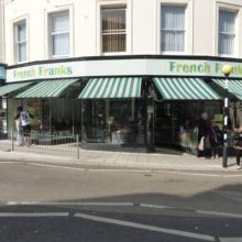 French Franks, Ryde, Isle of Wight