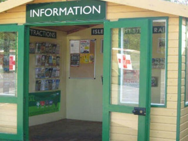 Havenstreet Railway Tourist Information Point