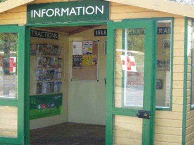 Havenstreet Railway Tourist Information Point