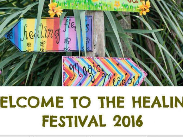 Healing Festival Isle of Wight – August