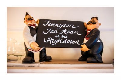 The Highdown Inn, Eating Out