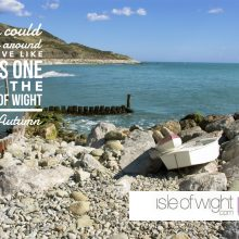 LET US TEMPT YOU BACK TO THE ISLE OF WIGHT THIS AUTUMN