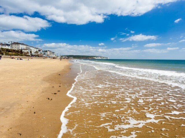 Sandown Beach, Sandown, Isle of Wight