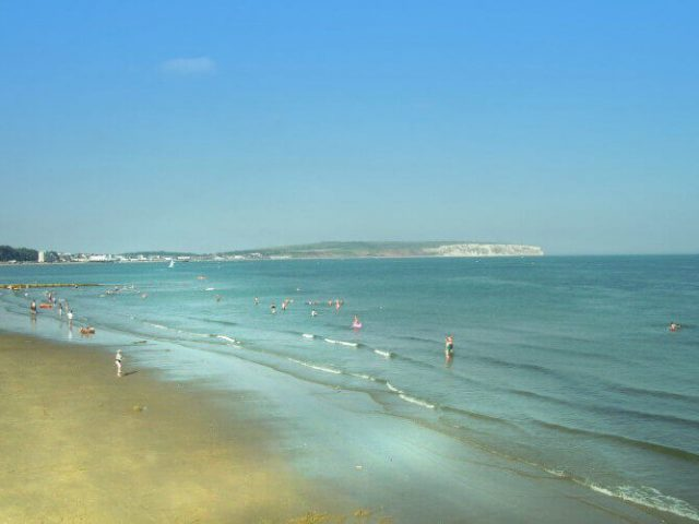 Lake Beach, Sandown, Isle of Wight
