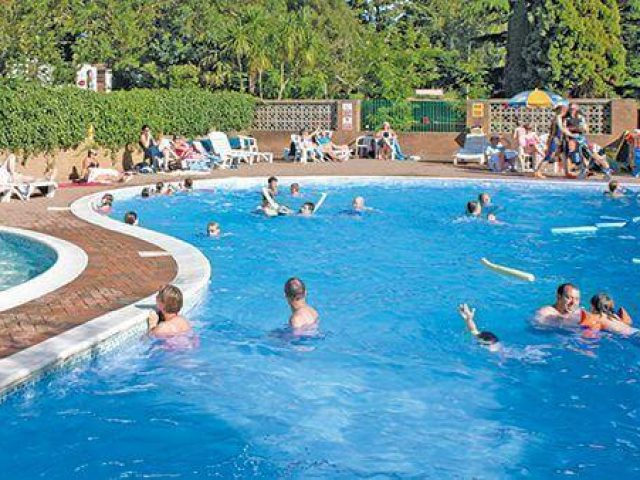 Landguard Holiday Park, Shanklin, Isle of Wight