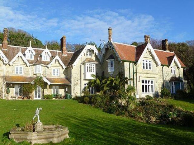 Lisle Combe Bed and Breakfast, St Lawrence, Isle of Wight