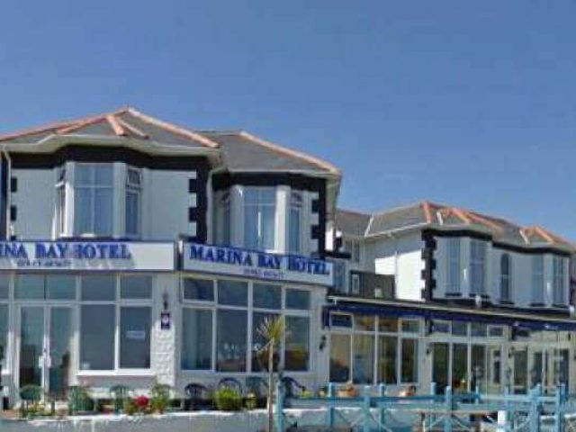Marina Bay Hotel, Sandown, Isle of Wight