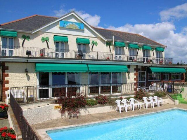 Sands Hotel, Sandown, Isle of Wight