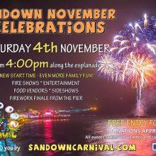 SANDOWN NOVEMBER CELEBRATIONS EVENT
