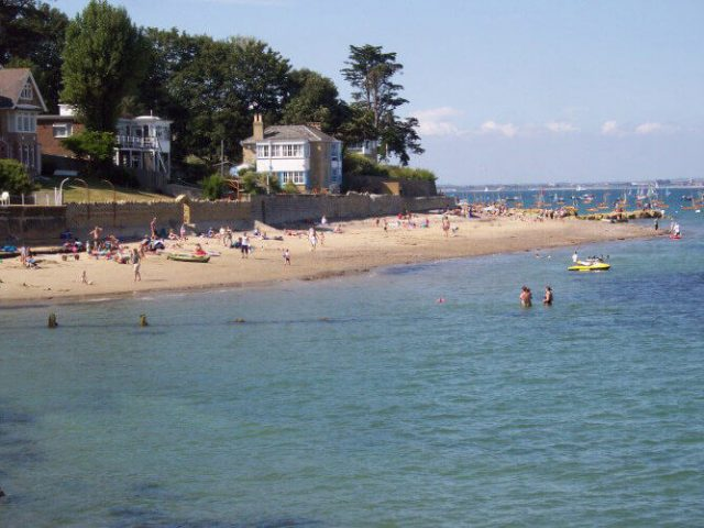 Seagrove Bay, Seaview, Isle of Wight