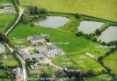 Nettlecombe Farm Site Plan Isle of Wight