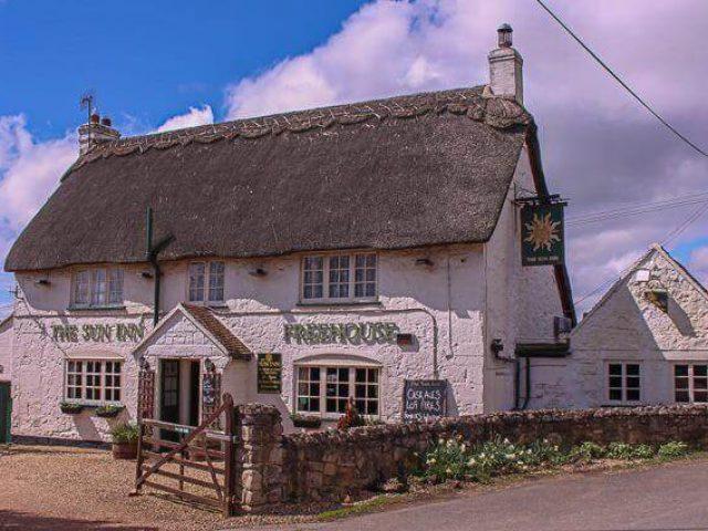 The Sun Inn at Hulverstone