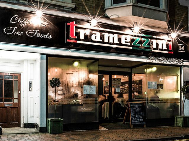 Tramezzini Restaurant, Ventnor, Isle of Wight