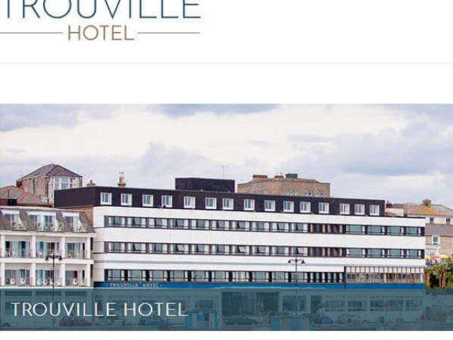 Trouville Hotel, Sandown, Isle of Wight
