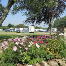 Appuldurcombe Gardens Holiday Park, Ventnor, Isle of Wight