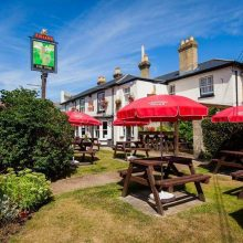 The Vine Inn at Freshwater