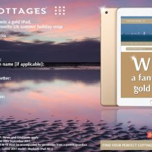 COMPETITION TIME with VIP Cottages
