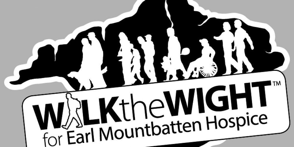 Earl Mountbatten Hospice Walk the Wight 2018