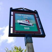 Waverley Inn in Carisbrooke