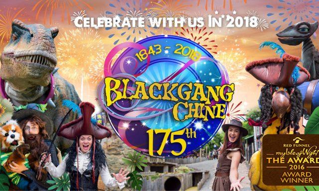 Blackgang Chine – 175th Birthday Celebrations!