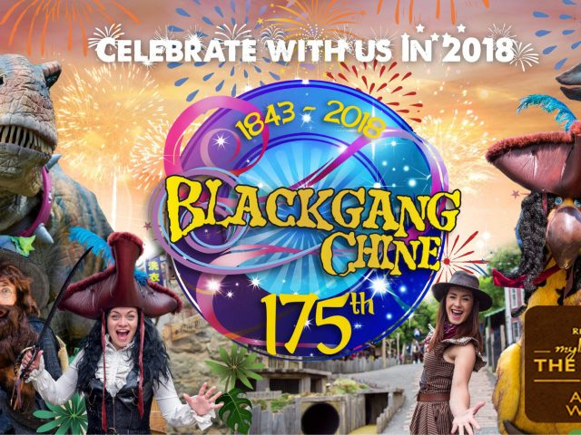 Blackgang Chine – 175th Birthday Celebrations!
