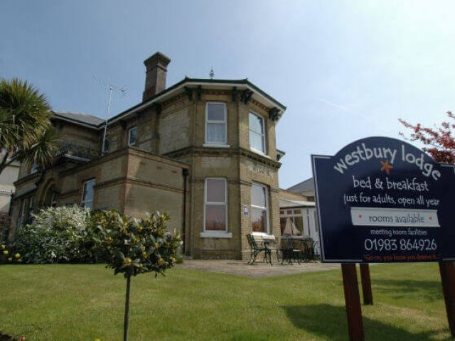 Westbury Lodge B&B, Shanklin, Isle of Wight