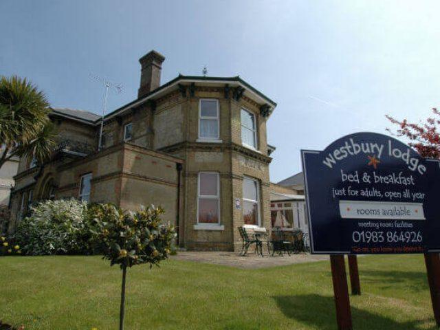 Westbury Lodge B&B, Shanklin, Isle of Wight