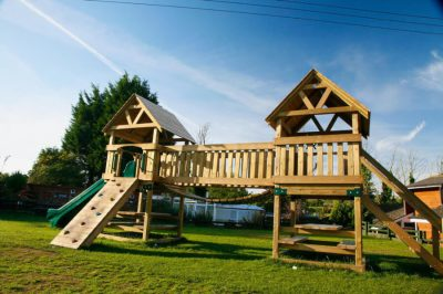 Whitecliff Bay Holiday Park Isle of Wight